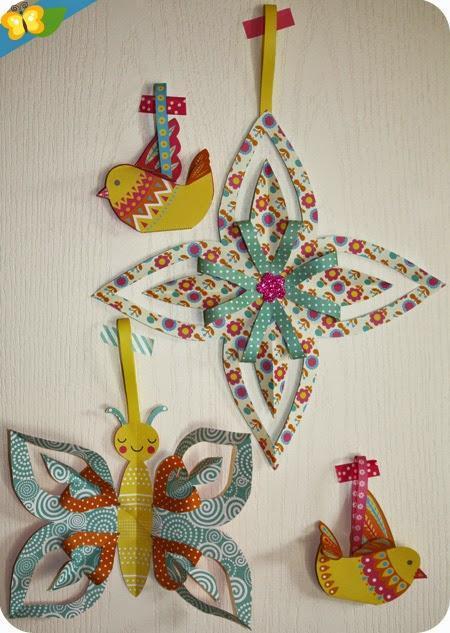 Décorations et activités de Pâques