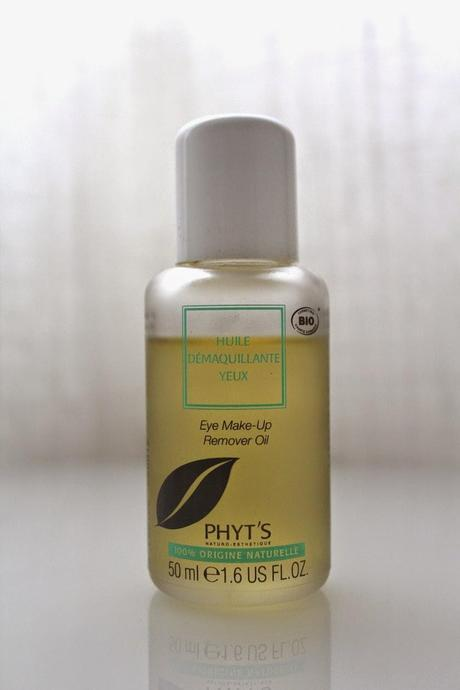 J'ai testé l'huile démaquillante PHYT'S