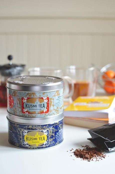 L'heure du thé / Noël 2013