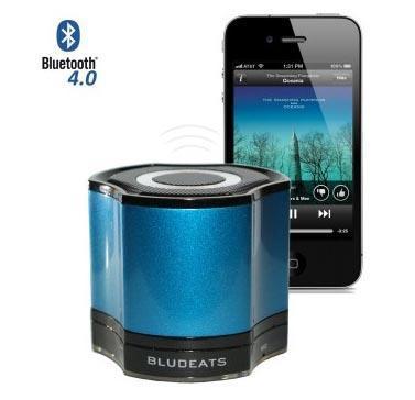 Offre privilège : -33% sur l'enceinte nomade Bluetooth BluBeats Gravity