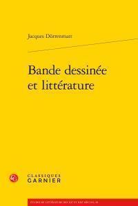 BD et littérature