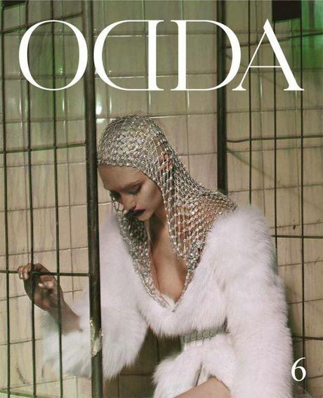 Lidia Judickaite by Robert Jaso for Odda Magazine April 2014