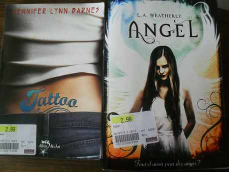 Mes acquisitions (4)