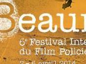 Festival film policier Beaune 2014 Palmarès