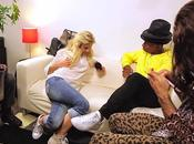 Enora vexée parodie interview avec Pharrell Williams