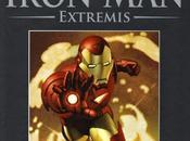 Iron extremis dans collection marvel comics hachette