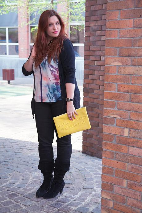 Yellow Touch, Pulpy Look