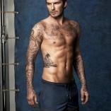 David Beckham fait dans les maillots de Bain avec H&M