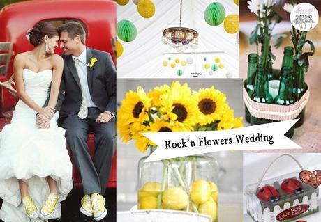 Sweet Table Rock'n Flower-Avril 2014