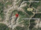 Séisme magnitude dans Alpes Haute-Provence...