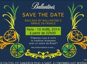 Ballsao Warehouse Ballantine's invitations gagner