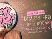 places avec Dimitri From Paris, Room! Marco Santos Yoyo Paris
