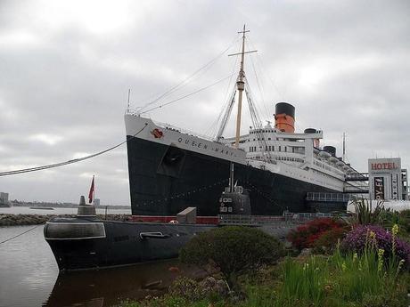 Hotel Queen Mary - USA (Long Beach)