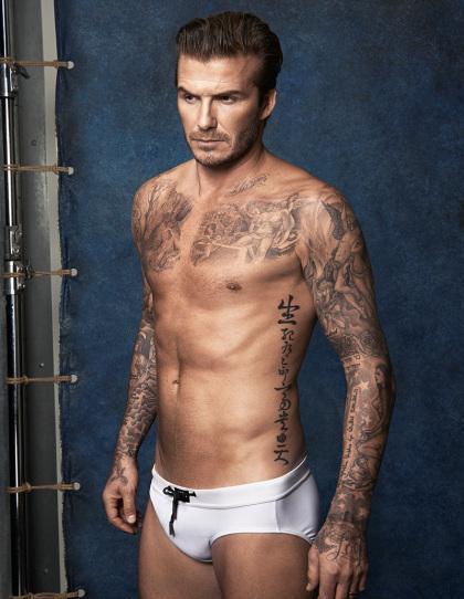 David Beckham Swimwear H&M