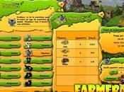 Farmerama ferme virtuelle