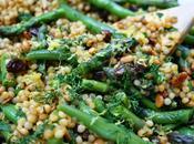 Apsara pois idee recette facile Salade couscous marocain