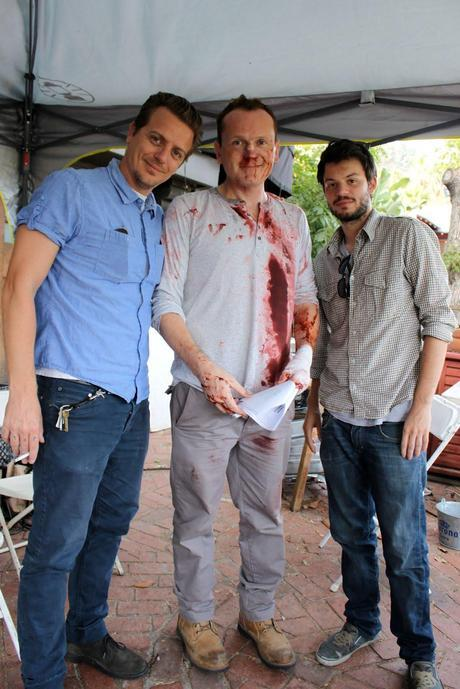 With Pat Healy [Interview] Pat Healy : la star de Cheap Thrills et de The Innkeepers se confie !