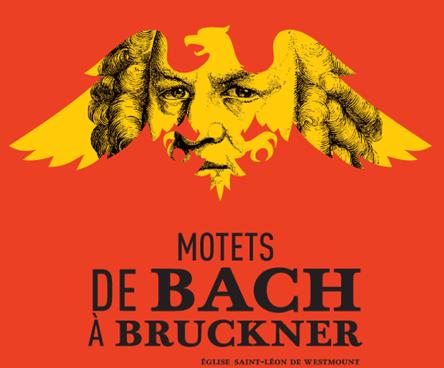 Des motets de Bach par le Studio de musique ancienne de Montréal, l' « Escale amoureuse de Dominique Côté » et le Requiem de Verdi par le Chœur de l'UQAM