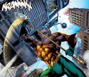Aquaman du zéro au héros