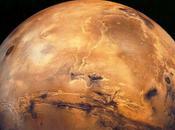 Mars visible l'oeil aujourd'hui.