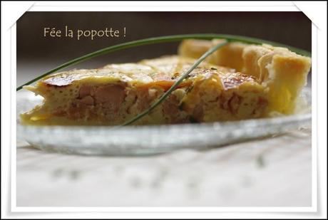 Tarte Aux Deux Saumons Paperblog
