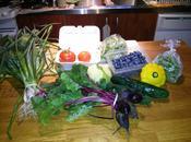 Paniers bio: fruits légumes frais, locaux biologiques