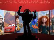 Ciné Concert Pixar Juin Palais Congrès