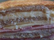 Croque cake! croque monsieur original.........