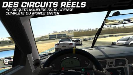 Real Racing 3 : nouvelles voitures Open Wheelers