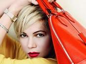 Michelle Williams pour Louis Vuitton Printemps 2014