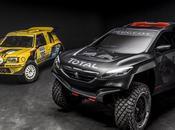 Peugeot revient Dakar avec 2008
