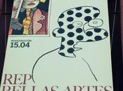 exposition l'histoire l'art signée Miguel MNBA l'affiche]