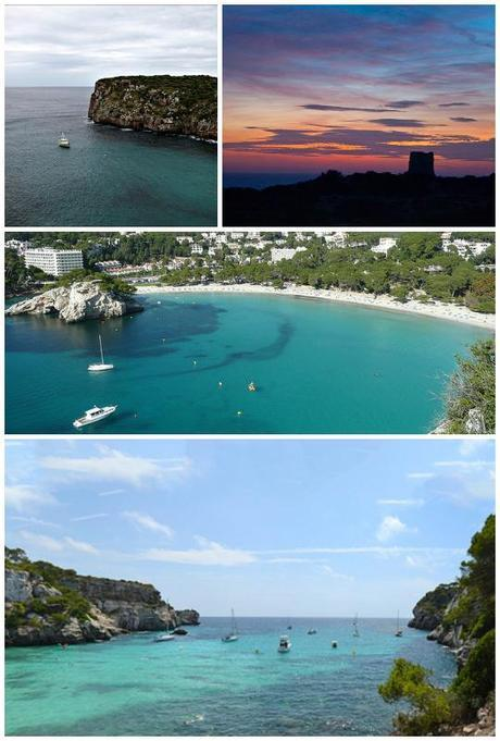 les plus belles îles d'Europe Minorque