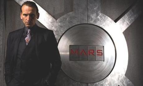 Chris' Eccleston est James McCullen Destro, alias Destro