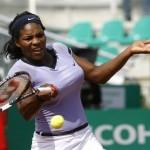 Serena Williams : Photos du tournoi de Rome