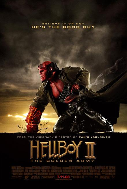 Nouvelles photos : Hellboy, G.I. Joe, Punisher, Dark Knight