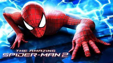 Le jeu officiel The Amazing Spider-Man 2 débarque sur l'iPhone