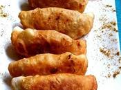 Samossas indien poulet façon chausson