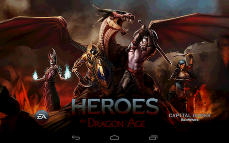 heroes of dragon age Play : Google offre des jeux jusquau 28 avril