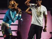 [VIDEO] Pharrell Brings Usher, T.I., Perform Coachella (weekend