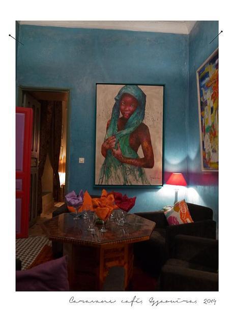 caravane café Maroc, pays de couleurs, de parfums et de sourires part 4