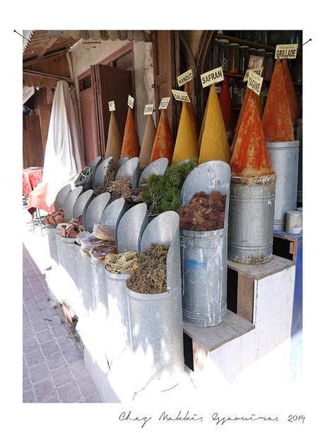 chez makki 1 Maroc, pays de couleurs, de parfums et de sourires part 4