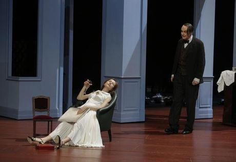 Les Fausses confidences au Théâtre de l'Odéon