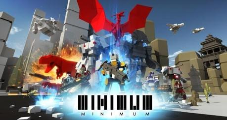 minimum bientot disponible sur steam MINIMUM s'apprête à débarquer sur Steam