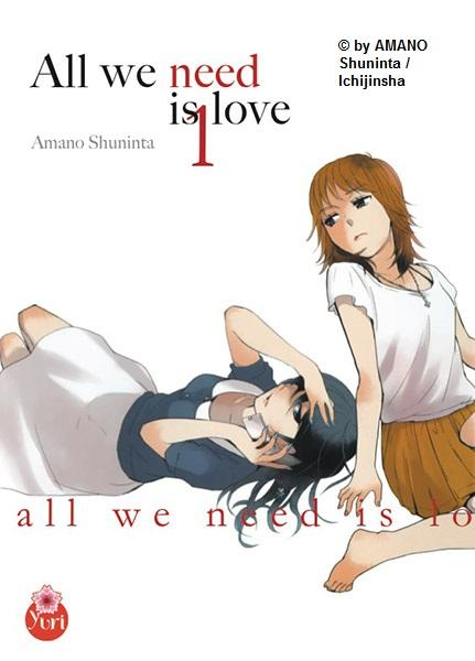 All we need is love tome 1
