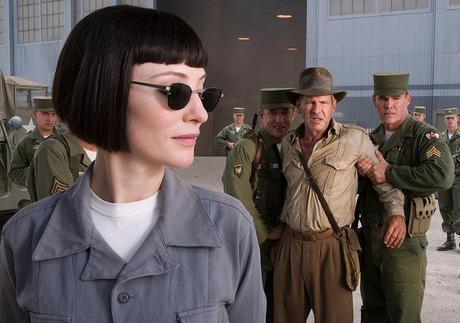 Indiana Jones 4 Harrison Ford Cate Blanchett [Critique] INDIANA JONES ET LE ROYAUME DU CRÂNE DE CRISTAL