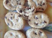 Cookies graines sésame pépites chocolat