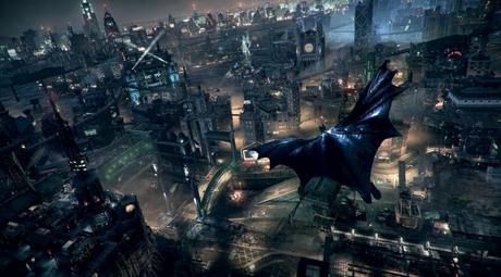 Batman Arkham Knight screen 15 03 03 1024x569 Batman : Arkham Knight : La saga se conclue cette année