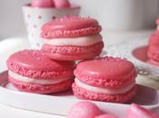 Macarons fraises Tagada Pink!