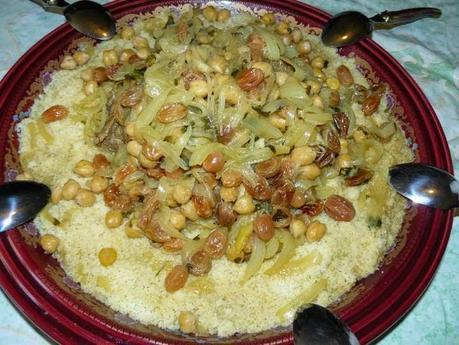 idée repas marocain idee repas facile couscous marocain | À Voir idée repas marocain